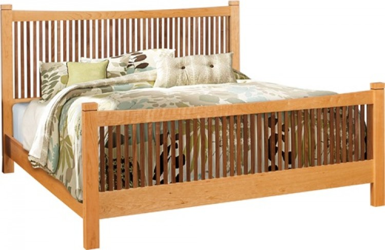 East Metro Spindle Bed