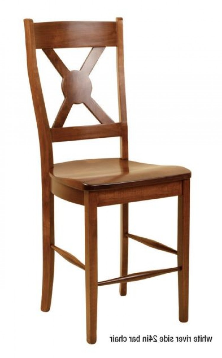White River Bar-Chair