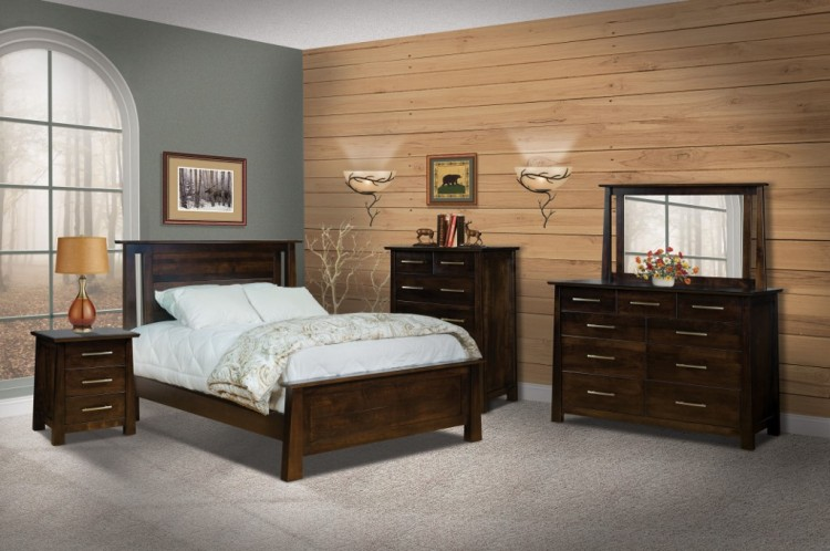 Bridgeview Bedroom Collection