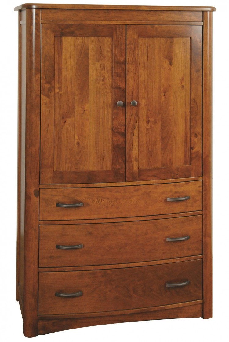 Meridean armoire 565 cwf526 11 bedroom bedroom for Stone barn furnishings