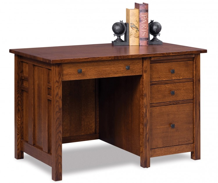 Kascade Single Pedestal Desk