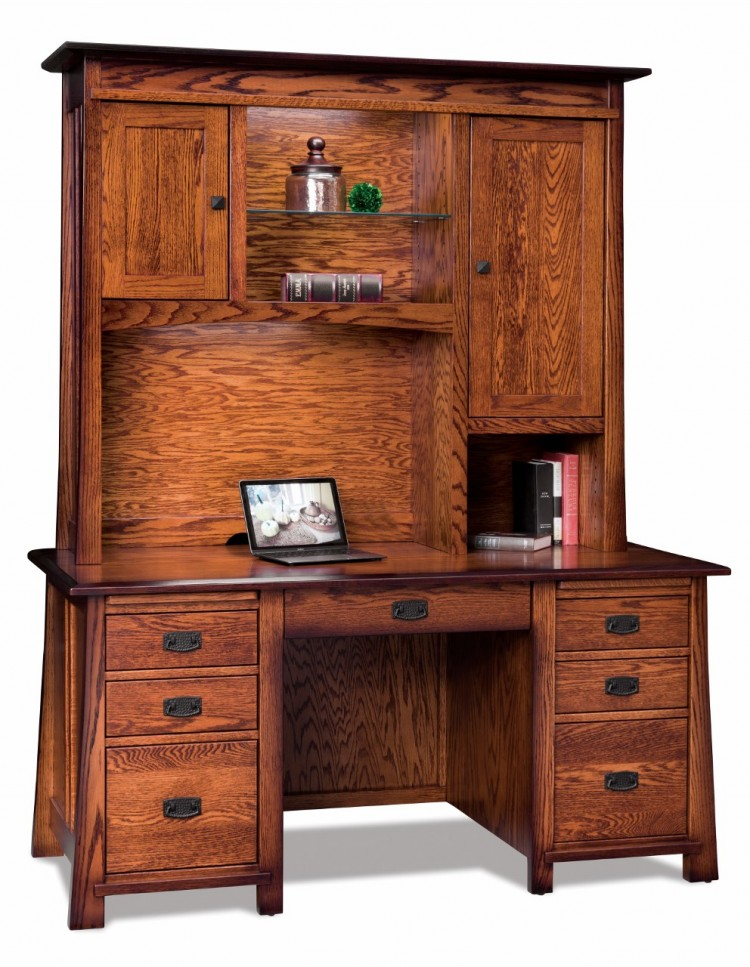 Grant Double Pedestal Desk