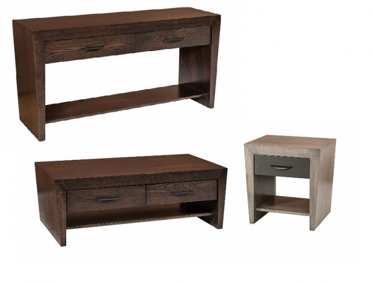 North avenue occasional tables 300 na2224e 108 for Stone barn furnishings