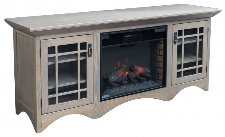 Horizons Fireplace Entertainment Center