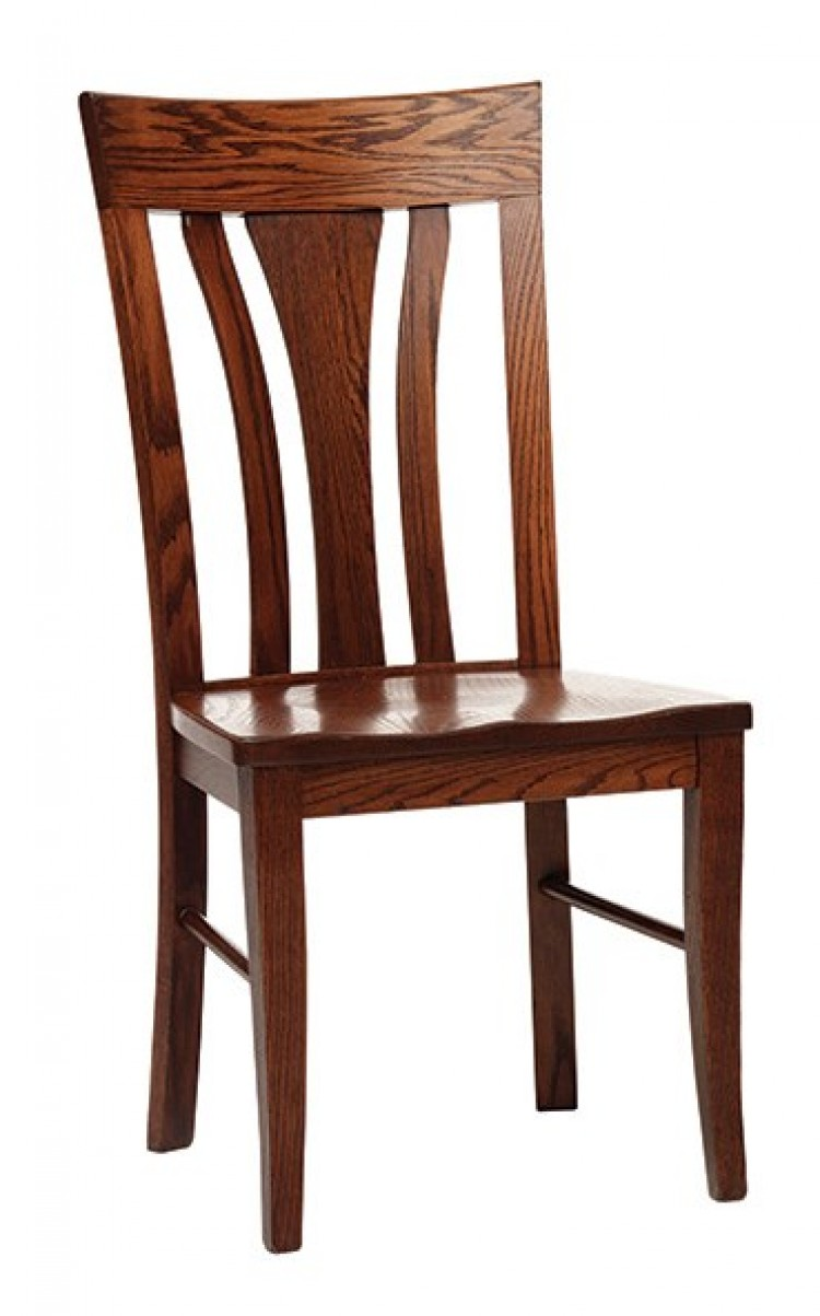 Casual dining chair 201 dch27 10 dining furniture for Informal dining chairs