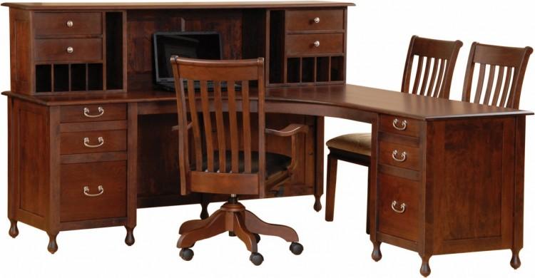 Shiloh Corner Desk