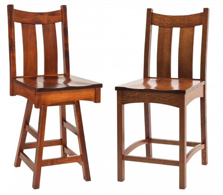 Country Shaker Bar-Chair