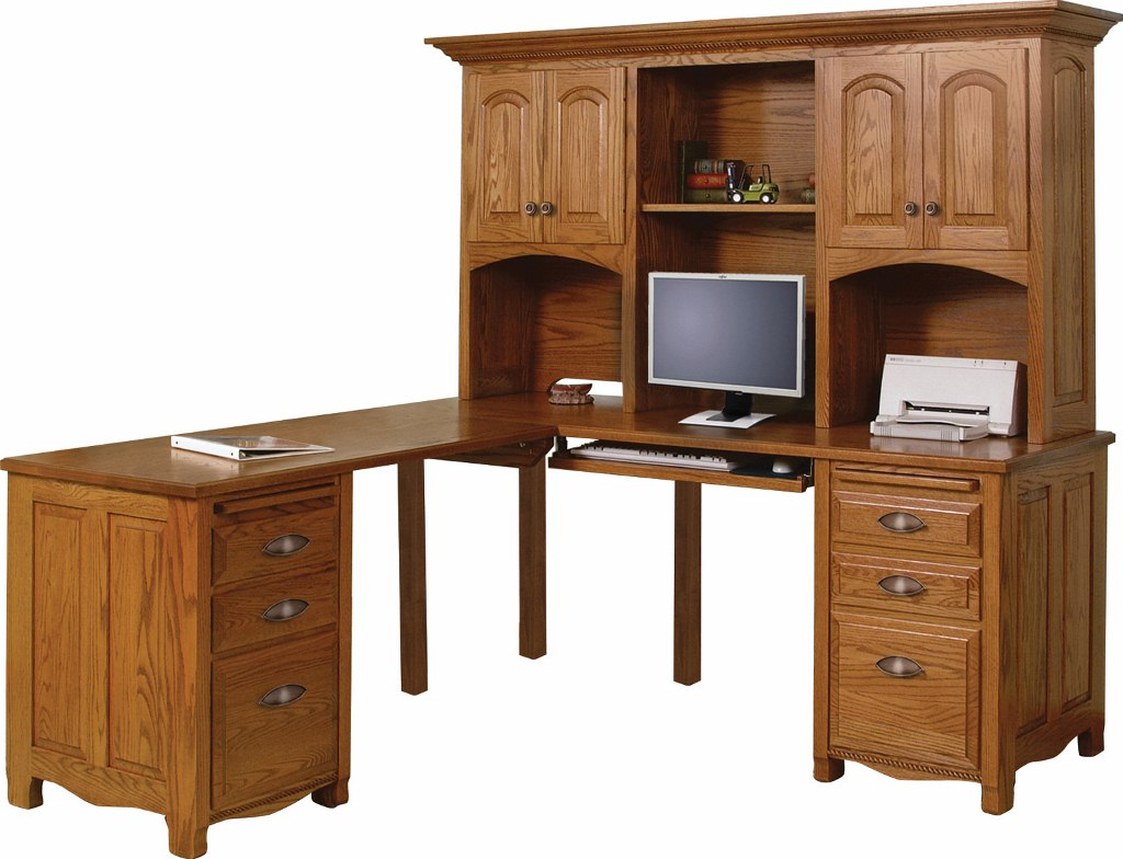 Laurel Corner Computer Desk