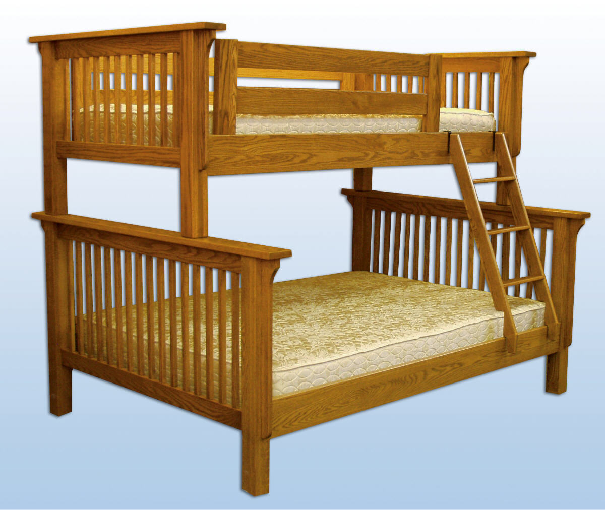 Prairie Mission Bunk Bed