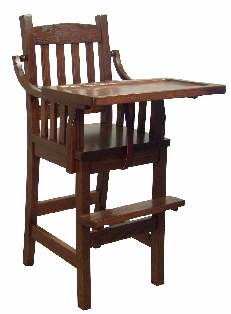 Mission High Chair