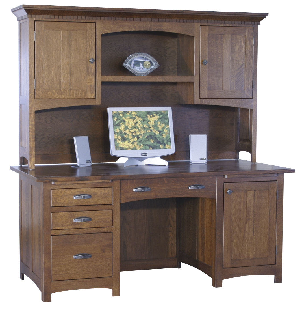 Oakwood Computer Desk