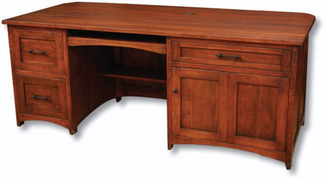 Montgomery Executive Desk