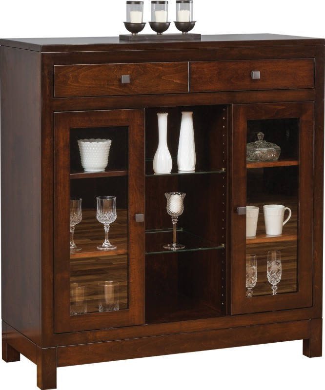 Hampton Small China Cabinet