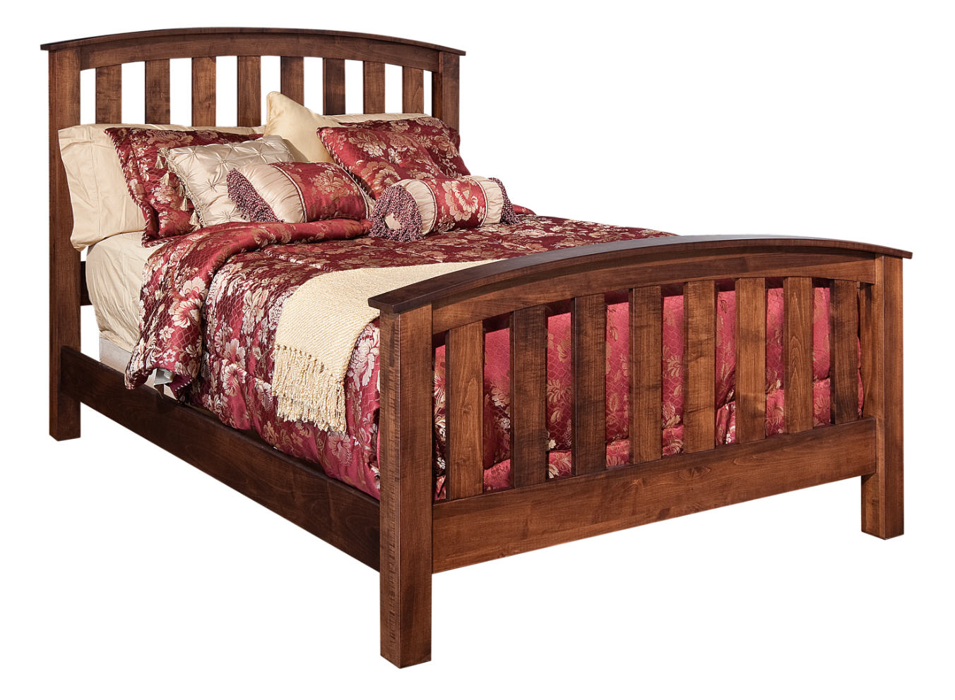 Kountry Mission Bed