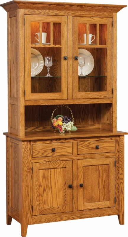 Canterbury 2 Door Hutch