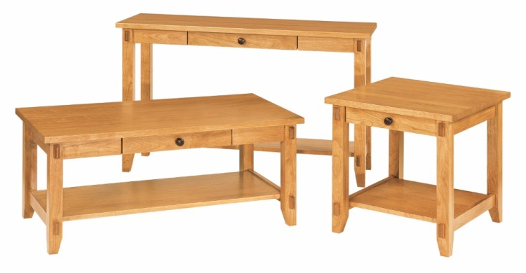 Bungalow Occasional Tables