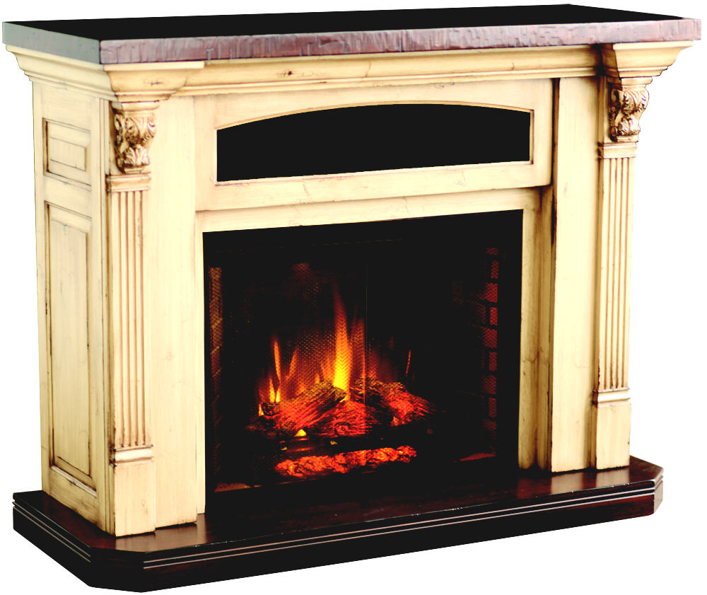Serenity fireplace 325 1701 29 wood accents for Stone barn furnishings