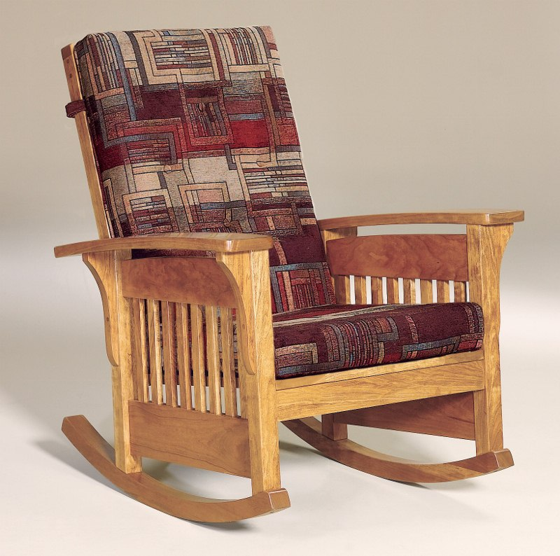 Bow Arm Rocker