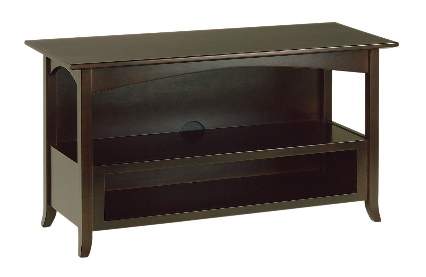 Shaker Hill Open Plasma TV Stand