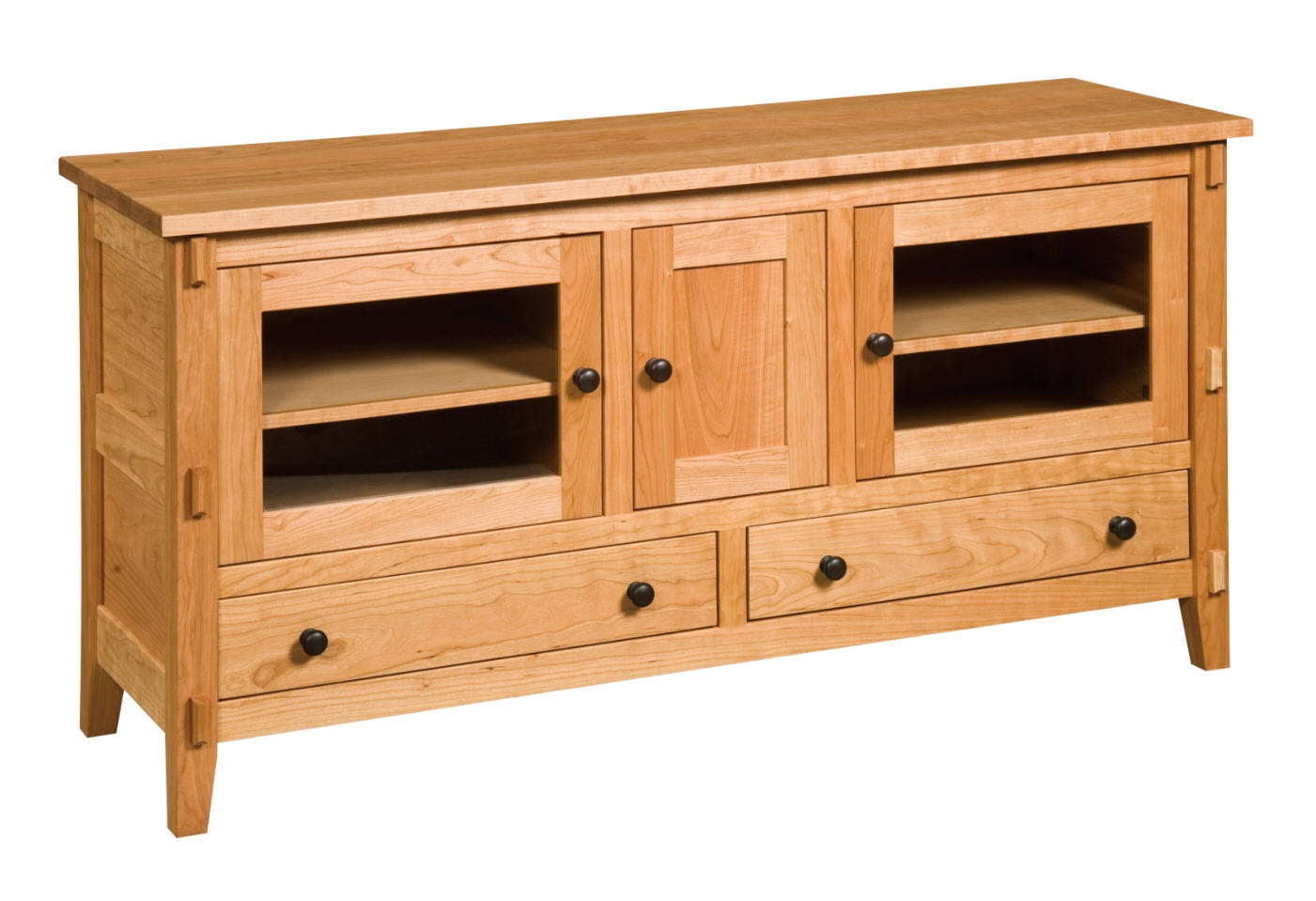 Bungalow TV Stand