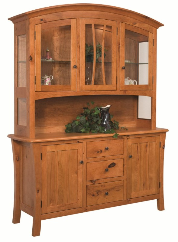 Galveston hutch 403 galv65 83 dining furniture for Stone barn furnishings