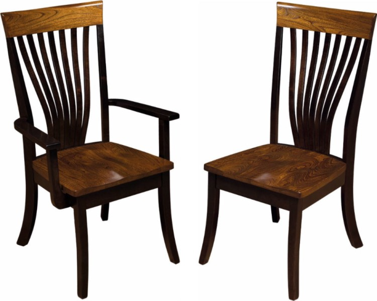 Christy Fanback Chair