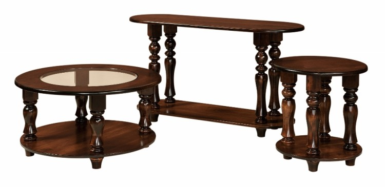 Empire Occasional Tables