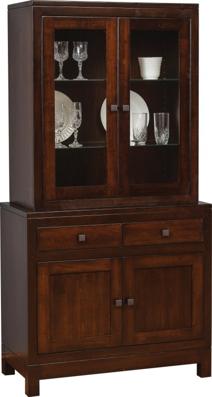 Hampton 2 Door Hutch