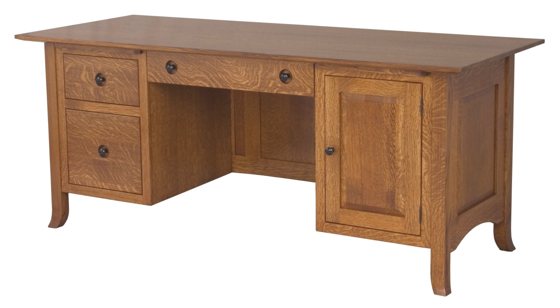 Shaker Hill Executive Desk