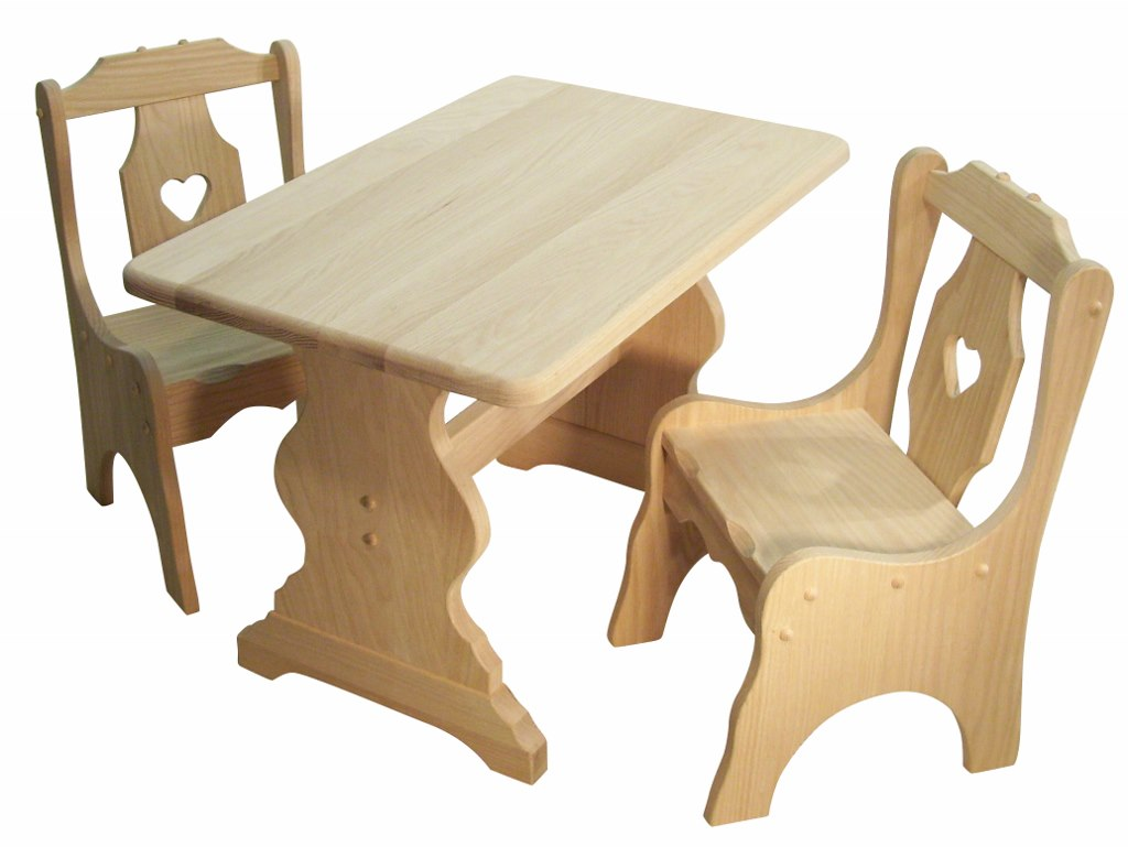 Child's 18x28 Rectangular Table