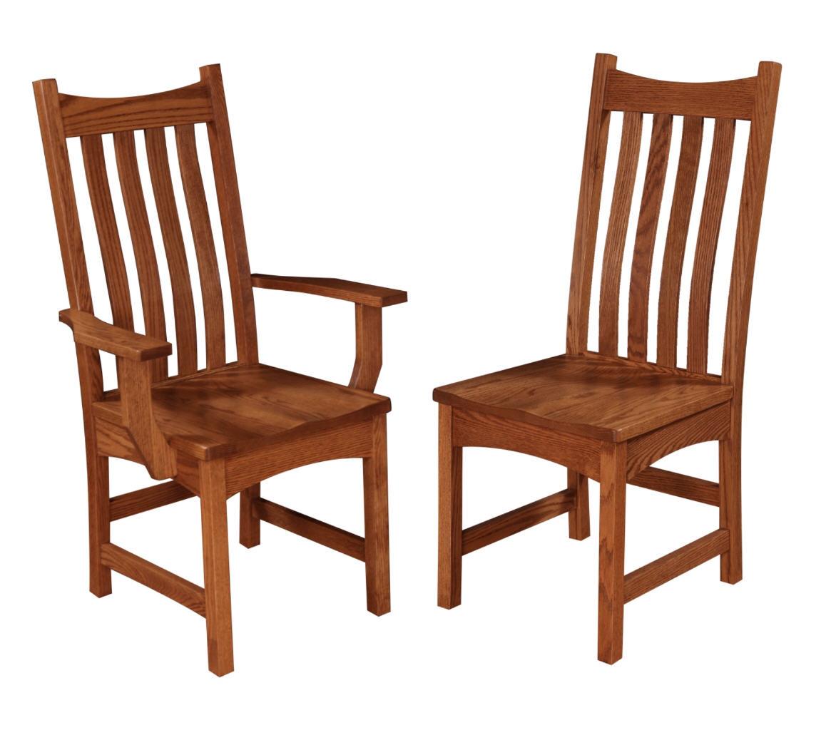 Copper creek chair cp s dining furniture