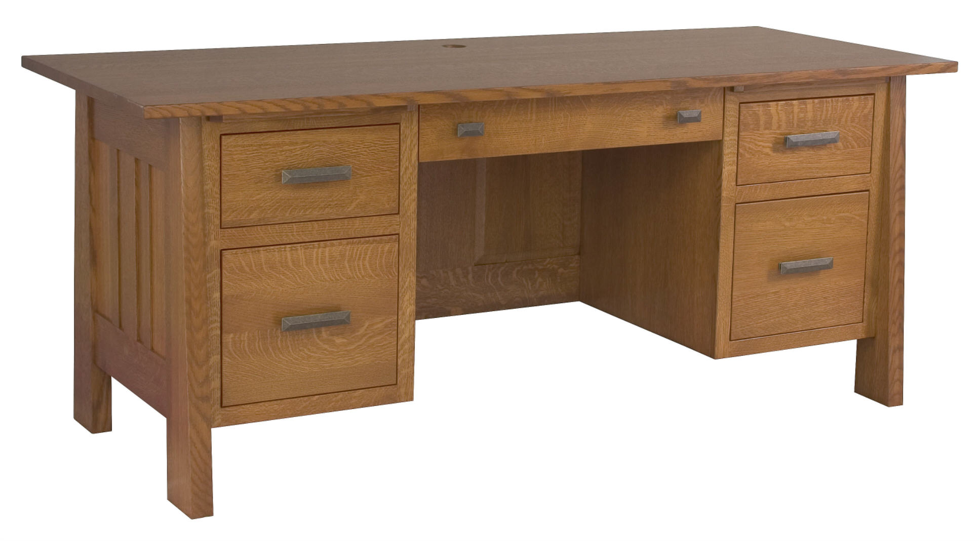 Freemont Mission Executive Desk