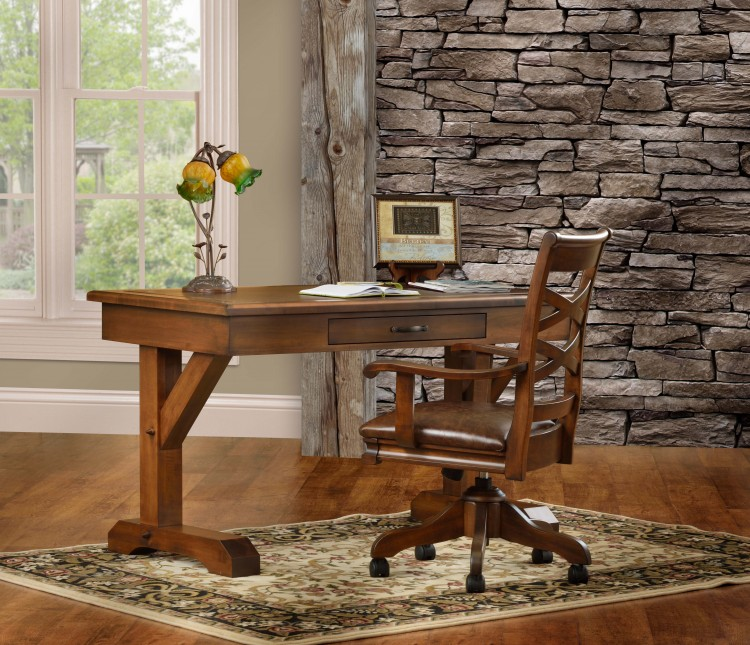 Shakespeare writing desk 451 writ1421 63 office for Stone barn furnishings