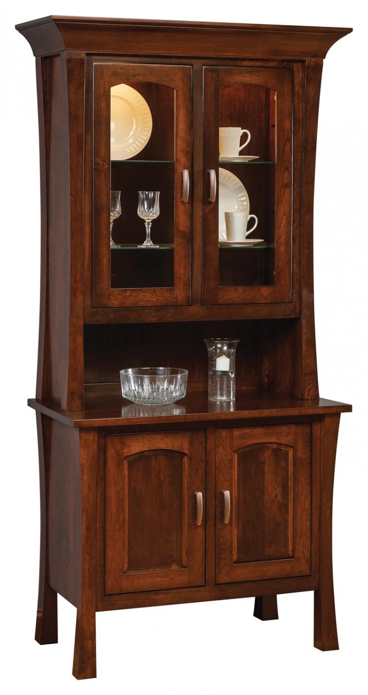 Woodbury Hutch 403 100 22 Dining Furniture Hutches Stone Barn Furnishings Inc