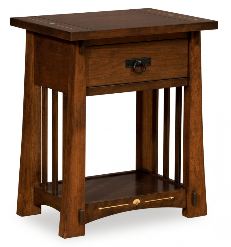Mesa nightstand 586 ms 303d 126 bedroom bedroom for Stone barn furnishings