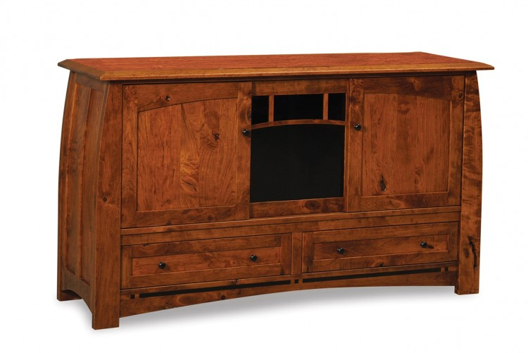Boulder creek plasma stand 504 fve032bcbp 107 for Stone barn furnishings