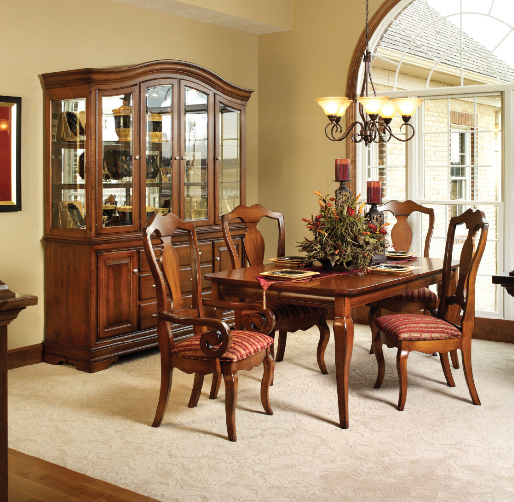 New Albany Table : 107-25006-19 : Dining Furniture ...