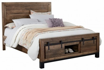 Sonoma Sliding Door Bed