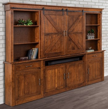 Timbra Wall Unit