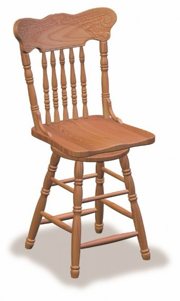 Spring Meadow Barstool