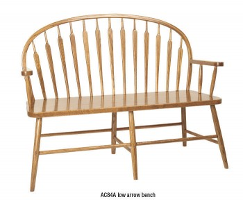 Low Arrow Bench