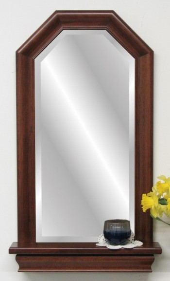 Entry Mirror w/Octagon Top
