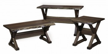 Remington Live Edge Occasional Tables