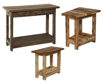 Pallet Occasional Tables