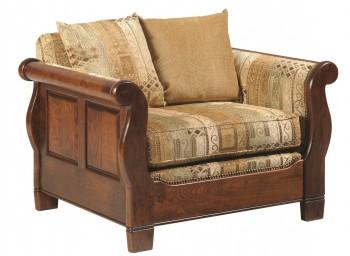 Sleigh Chair