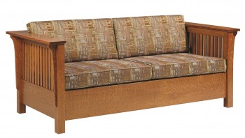 Mission Sleeper Sofa