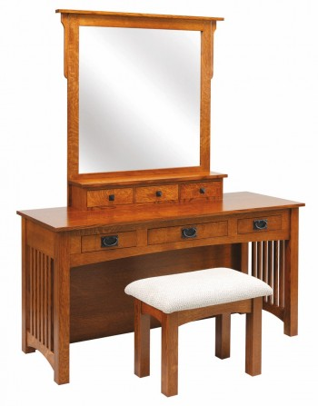 Mission Dressing Table