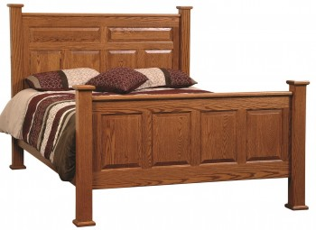 Amish Country Deluxe Bed