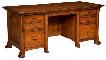 Breckenridge Executive Desk