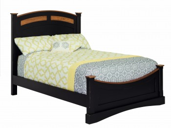 Montpelier Panel Bed
